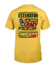 Estimator Classic T-Shirt thumbnail