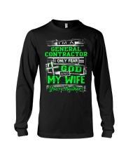 General Contractor Long Sleeve Tee thumbnail