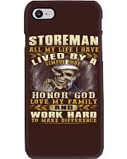 Storeman Phone Case thumbnail
