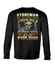 Storeman Crewneck Sweatshirt thumbnail