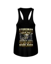 Storeman Ladies Flowy Tank thumbnail