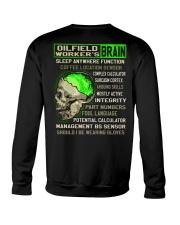 Oilfield Worker Crewneck Sweatshirt thumbnail