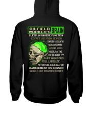 Oilfield Worker Hooded Sweatshirt thumbnail