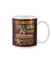 CNC Machinist Mug thumbnail