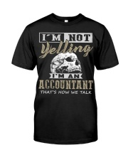 Accountant Classic T-Shirt thumbnail