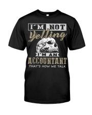 Accountant Premium Fit Mens Tee thumbnail