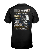 Sales Manager Classic T-Shirt thumbnail