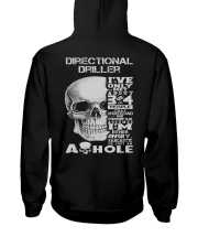 Directional Driller Exclusive Shirt Hooded Sweatshirt back
