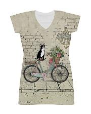 Boston Terrier All Over Shirt All-over Dress thumbnail