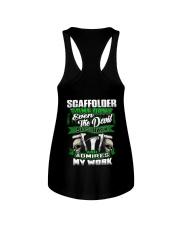 Scaffolder Ladies Flowy Tank thumbnail