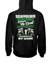 Scaffolder Hooded Sweatshirt thumbnail