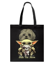 Shih Tzu Mom Tote Bag thumbnail