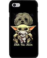Shih Tzu Mom Phone Case thumbnail