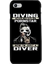 Diver Phone Case thumbnail
