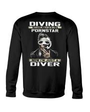 Diver Crewneck Sweatshirt thumbnail