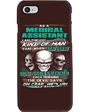 Medical Assistant Phone Case thumbnail