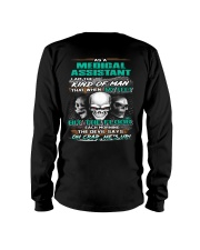 Medical Assistant Long Sleeve Tee thumbnail