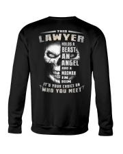 Lawyer Crewneck Sweatshirt thumbnail