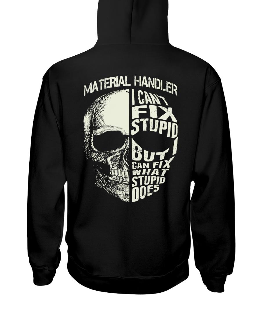 Material Handler Hooded Sweatshirt