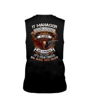 It Manager Sleeveless Tee thumbnail