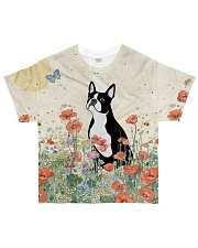 Boston Terrier All Over Shirt All-over T-Shirt front