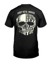 Sheet Metal Worker Exclusive Shirt Classic T-Shirt thumbnail