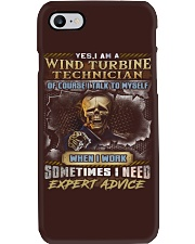 Wind Turbine Technician Phone Case thumbnail
