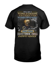 Wind Turbine Technician Classic T-Shirt thumbnail