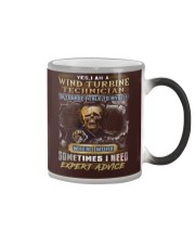 Wind Turbine Technician Color Changing Mug thumbnail