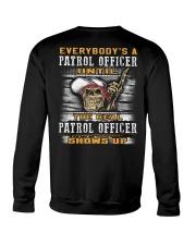 Patrol Officer Crewneck Sweatshirt thumbnail