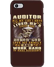 Auditor Phone Case thumbnail