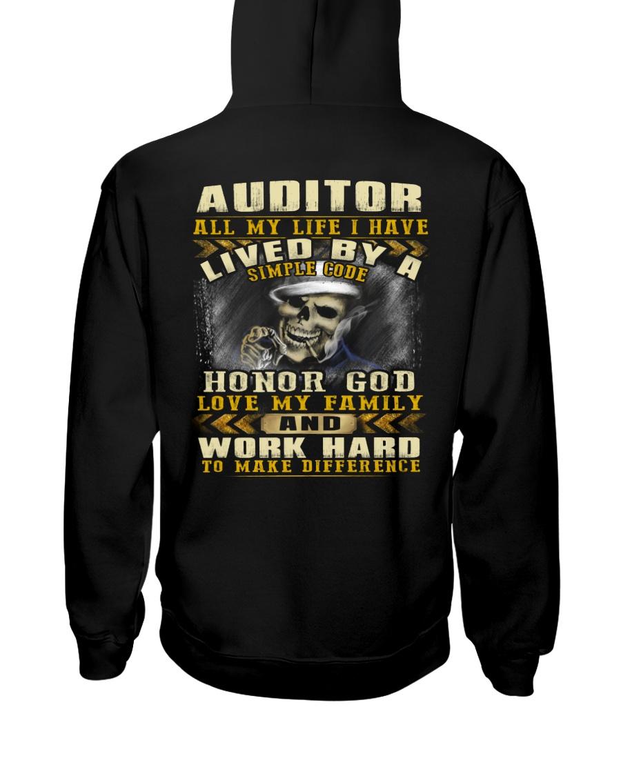Auditor Hooded Sweatshirt