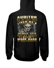 Auditor Hooded Sweatshirt back