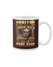 Auditor Mug thumbnail