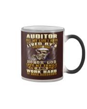 Auditor Color Changing Mug thumbnail