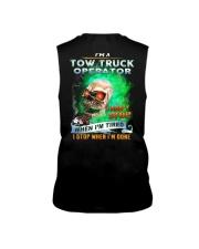 Tow Truck Operator Sleeveless Tee thumbnail