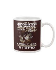 Locomotive Engineer Mug thumbnail