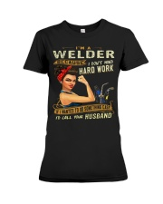 Welder Premium Fit Ladies Tee thumbnail