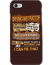 Driving Instructor Phone Case thumbnail