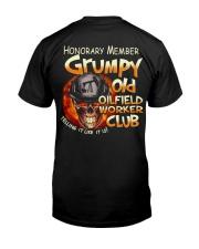Oilfield Worker Classic T-Shirt thumbnail