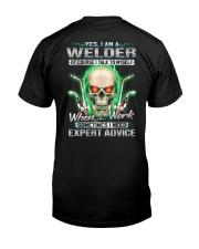 Welder Premium Fit Mens Tee thumbnail