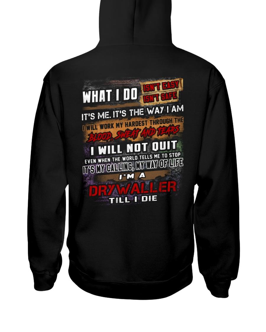 Drywaller Hooded Sweatshirt