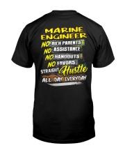 Marine Engineer Classic T-Shirt thumbnail