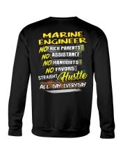Marine Engineer Crewneck Sweatshirt thumbnail