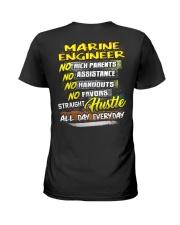 Marine Engineer Ladies T-Shirt thumbnail