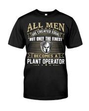 Plant Operator Premium Fit Mens Tee thumbnail