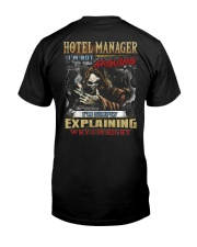 Hotel Manager Classic T-Shirt thumbnail