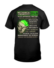 Mechanical Engineer Classic T-Shirt back