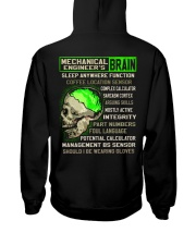 Mechanical Engineer Hooded Sweatshirt thumbnail