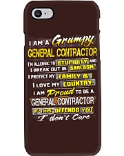 General Contractor Phone Case thumbnail